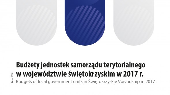 Budgets of local government units in Świętokrzyskie Voivodship in 2017