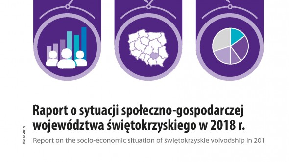 Report on the socio-economic situation of świętokrzyskie voivodship in 2018